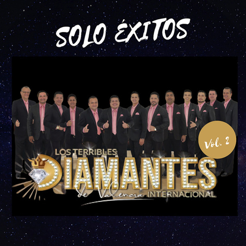 Solo Exitos, Vol. 2 fra Los Terribles Diamantes de Valencia