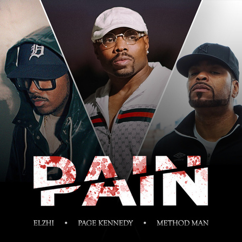 Pain (feat. Elzhi & Method Man) by Page Kennedy