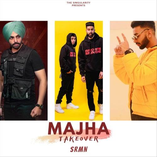 Majha Takeover (feat. Prem Dhillon) by Srmn