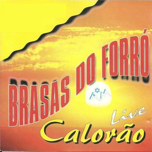 Calorão (Live) von Brasas do Forró