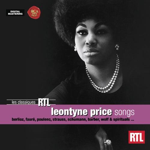 Leontyne Price - Songs de Leontyne Price