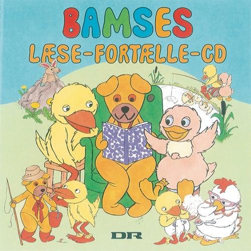 Bamses Læse-Fortælle-CD de Bamse