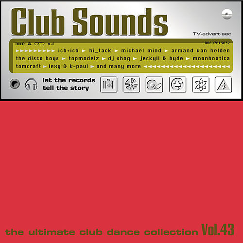 CLub Sounds Vol. 43 de Various Artists