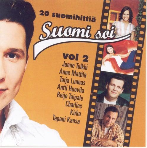 Suomi Soi 2 von Various Artists