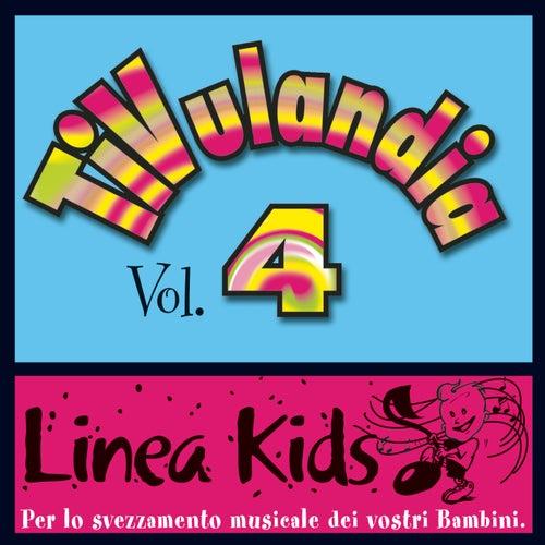 Tivulandia 4 von Various Artists
