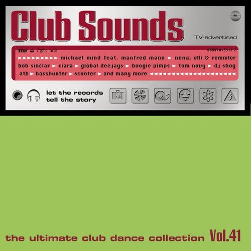 Club Sounds Vol. 41 von Various Artists