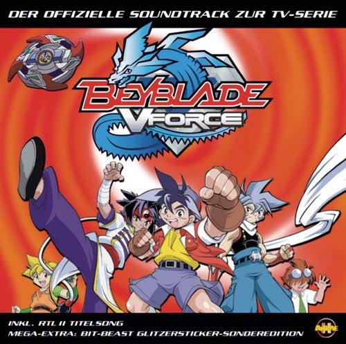Beyblade de Various Artists