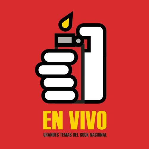 En Vivo-Grandes Temas Del Rock Nacional de Various Artists