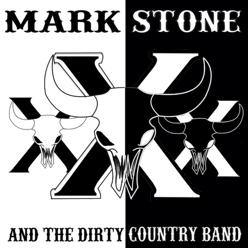 Black and White Album by Mark Stone and the Dirty Country Band