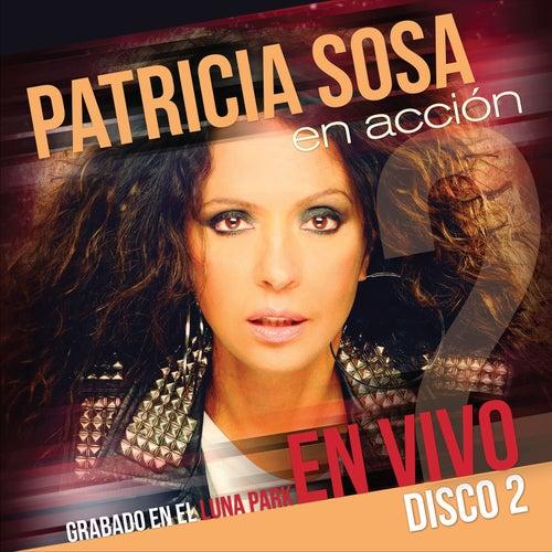 En Acción en el Luna Park, Vol. 2 (En Vivo) by Patricia Sosa