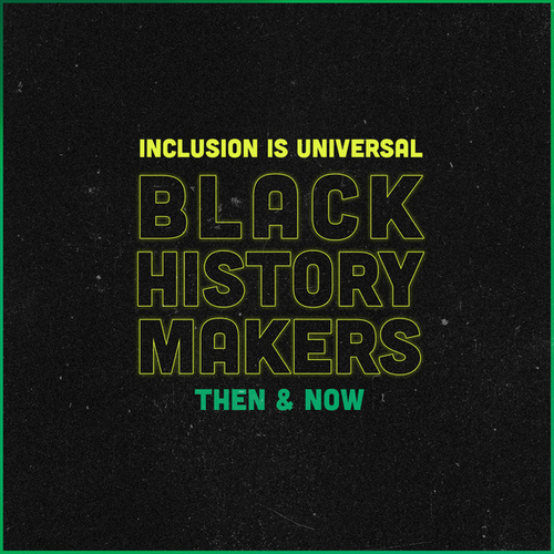Black History Makers: Then & Now by Various Artists