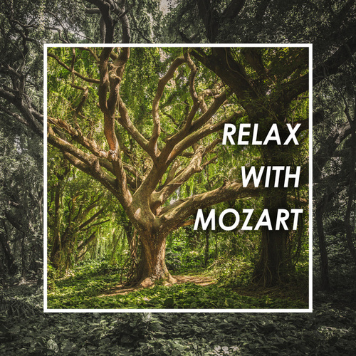 Relax with Mozart by Wolfgang Amadeus Mozart