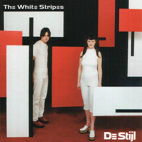 De Stijl de White Stripes