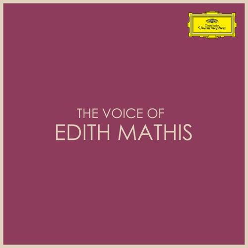 The Voice of Edith Mathis de Edith Mathis