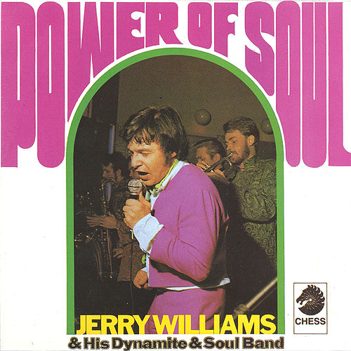Power Of Soul by Jerry Williams