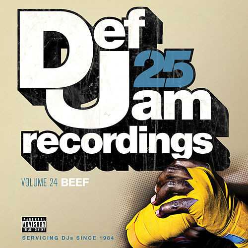 Def Jam 25, Vol. 24 - Beef (Explicit Version) de Various Artists