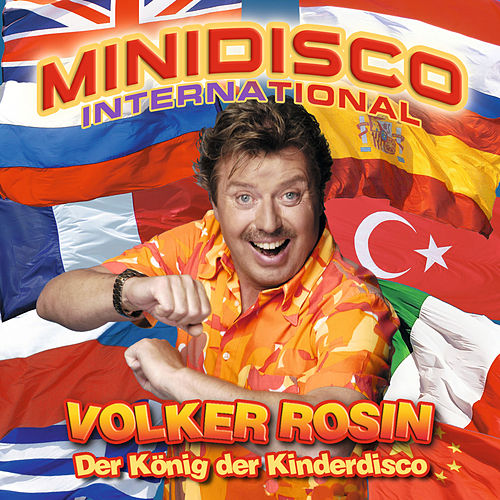 Minidisco International von Volker Rosin