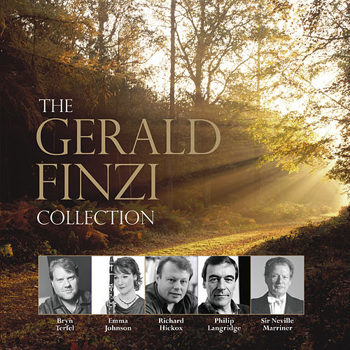 The Gerald Finzi Collection by Various Artists