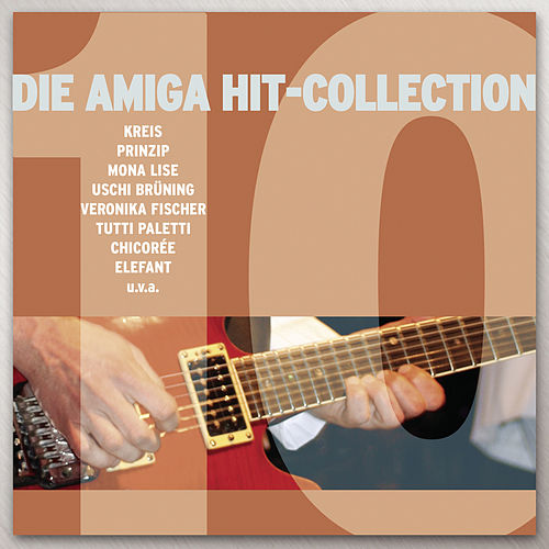 AMIGA-Hit-Collection Vol. 10 by Various Artists