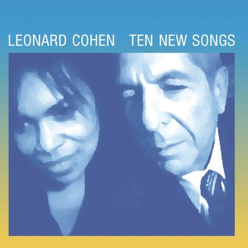 Ten New Songs by Leonard Cohen