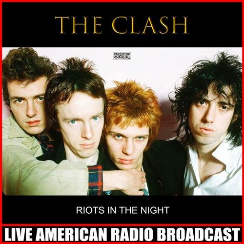 Riots In The Night (Live) de The Clash