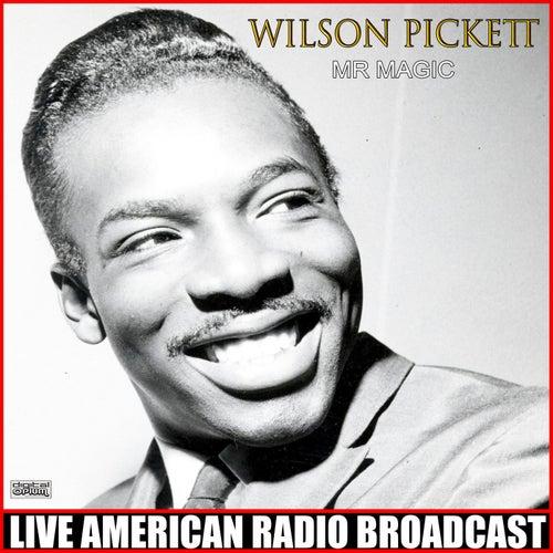 Mr Magic (Live) by Wilson Pickett