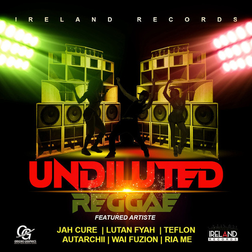 Undiluted Reggae by Various Artists