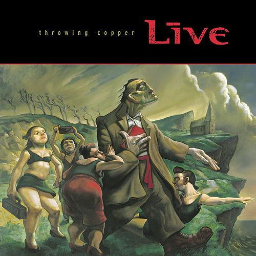 Throwing Copper de LIVE