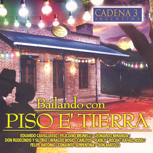 Bailando En Patio E' Tierra by Various Artists