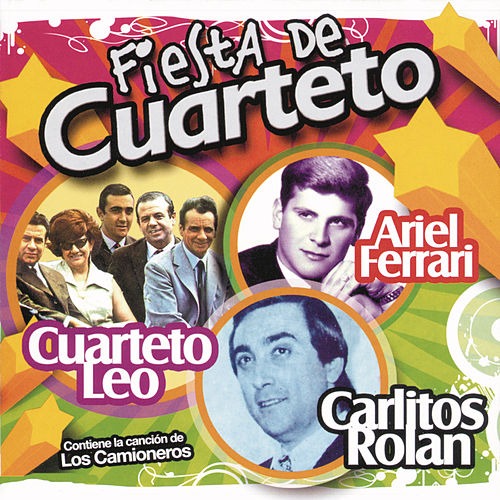 Fiesta de Cuarteto von Various Artists