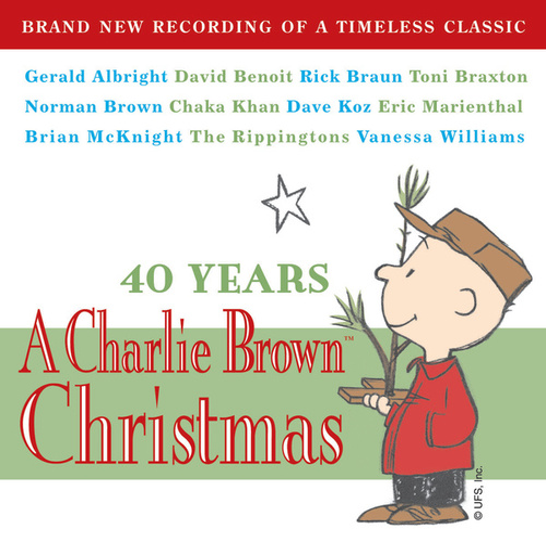 40 Years:  A Charlie Brown Christmas de David Benoit