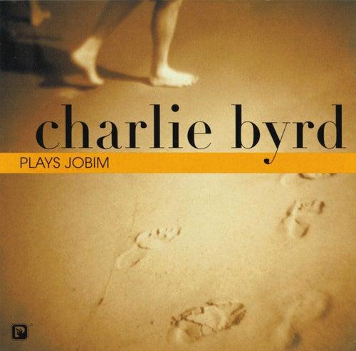 Plays Jobim von Charlie Byrd