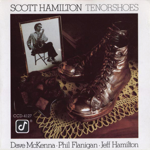 Tenorshoes by Scott Hamilton