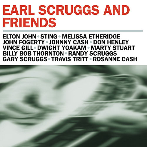 Earl Scruggs And Friends von Earl Scruggs