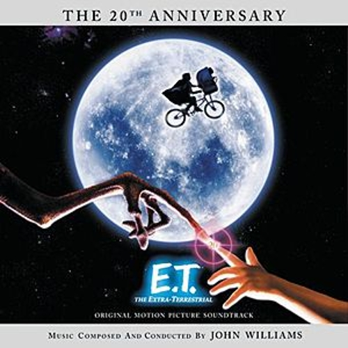 E.T. The Extra Terrestrial di John Williams
