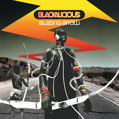 Blazing Arrow de Blackalicious