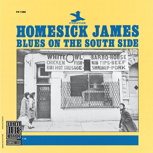 Blues On The South Side by Homesick James