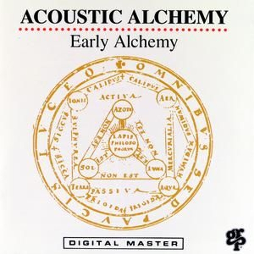 Early Alchemy de Acoustic Alchemy