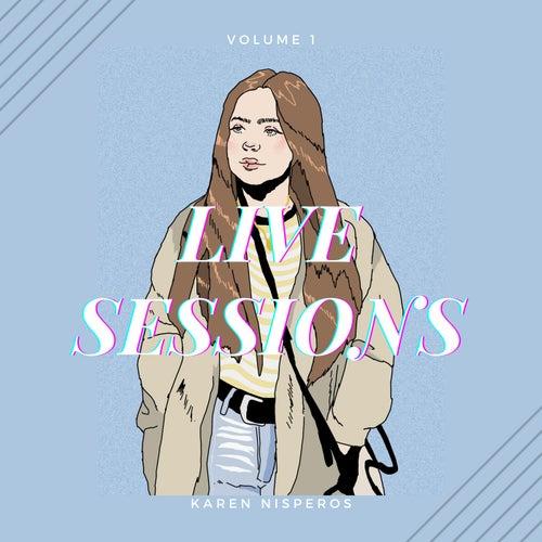 Live Sessions, Vol. 1 (Live) de Karen Nisperos