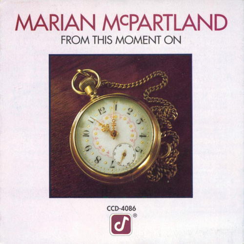 From This Moment On von Marian McPartland