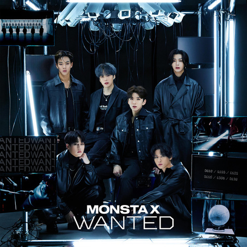 Wanted von MONSTA X