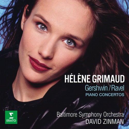 Gershwin & Ravel: Piano Concertos de Hélène Grimaud