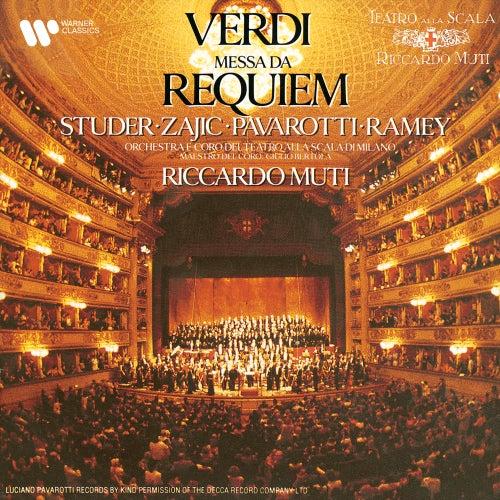 Verdi: Messa da Requiem von Riccardo Muti