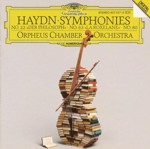 Haydn: Symphonies No. 22