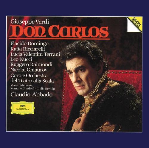 Verdi: Don Carlos by Orchestra del Teatro alla Scala di Milano