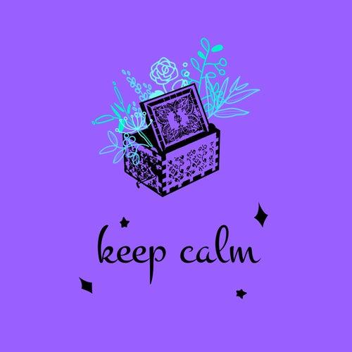 Keep Calm by Sazrah