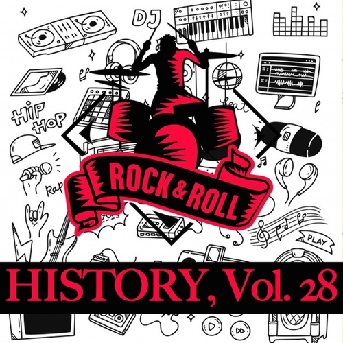 Rock & Roll History, Vol. 28 by Various Artists