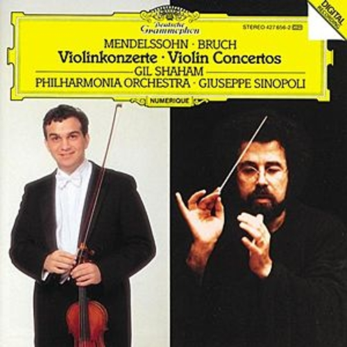 Bruch: Violin Concerto No.1 In G Minor Opus 26 de Gil Shaham