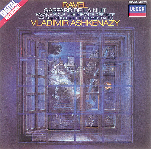 Ravel: Gaspard de la nuit; Pavane; Valses nobles et sentimentales von Vladimir Ashkenazy