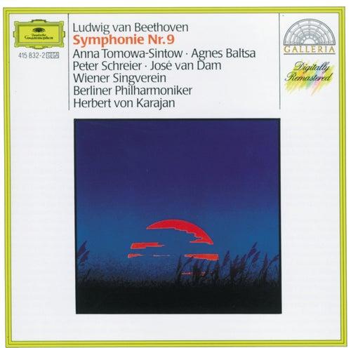 Beethoven: Symphony No.9 von Anna Tomowa-Sintow